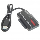 890U3 USB 3.0 to Dual SATA Cable Set