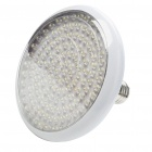 E27 10W 145-LED Energy Saving White Light Bulb (180~260V)