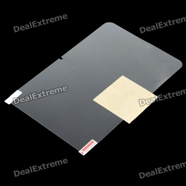 Transparent Screen Guard Protector Film with Cloth for Motorola XOOM