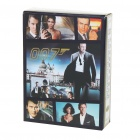 Buy 007 Figure Image Style Paper Playing Cards Poker Set (54-Piece Set)