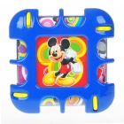 Cute 7-Figure Pattern Mickey Mouse Puzzle Toy