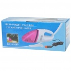 Portable Handheld Vacuum Cleaner for Car (DC 12V)