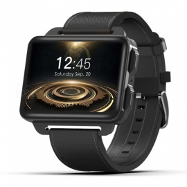 DM99 smart watch android 5.1 smartwatch 2,2 tommers skjerm 1 GB RAM, 16 GB ROM, wifi 3G WCDMA - svart