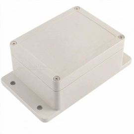 BTOOMET Dustproof IP65 Wall-mounted Plastic Junction Electronic Project Box Case, 115 x 90 x 55mm (2 PCS)