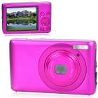 DC660 5.0MP CMOS Compact Digital Video Camera with 8X Digital Zoom/USB/SD (2.7