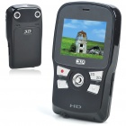 "720P Dual Lens 5.0MP CMOS 3D/2D Video Camera Camcorder with HDMI/AV/USB/SD (2.4"" LCD)"