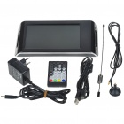 "7"" Portable Glasses-Free 3D DVB-T TV Multi-Media Player w/ 2GB SD Card/AV-Out/Mini USB (800x480px)"