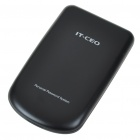 "USB 2.0 2.5"" SATA HDD Enclosure with Carrying Pouch - Black"
