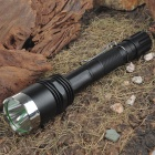 TrustFire X8 XM-LT60 5-Mode 1000-Lumen Memory White LED Flashlight with Batteries Set (2x18650)