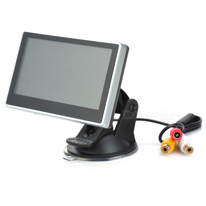 "400A 4.0"" TFT LCD Digital Monitor for Vehicle Parking Reverse Camera (1440x272/12V DC)"