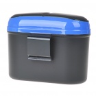 Practical Car Trash Bin - Black + Blue