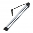Touchpad Stylus Pen + Dust Plug for Ipad/Ipad 2 - Silver + Black