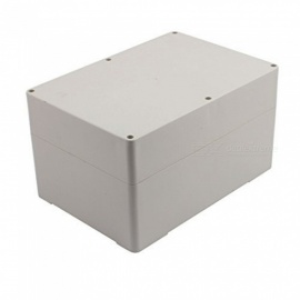 BTOOMET 265mm x 185mm x 150mm Dustproof IP65 Plastic DIY Joint Electrical Junction Box Case