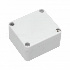 "BTOOMET 2.52""x2.28""x1.38"" (64mmx58mmx35mm) ABS Junction Box Universal Project Enclosures 2pcs"