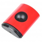 Slide Dual Port Charging Dock Station for PlayStation 3 Move Controllers - Red + Black