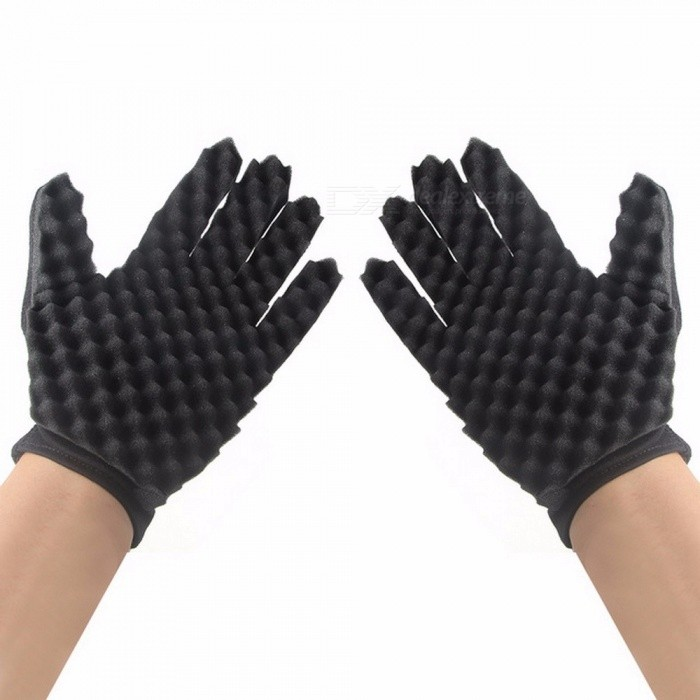Home Washing Curly Gloves For Right Left Hand Garden Kitchen Dish