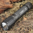 NEXTORCH T3 White 60-Lumen 3W Luxeon LED Flashlight with Batteries Set (2x123A)
