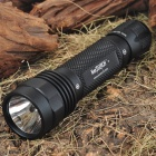 NEXTORCH Z3 White 60-Lumen 3W Luxeon LED Tactical Flashlight with Batteries Set (2x123A)