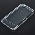 Protective PVC Case Shell for Dell Streak Mini 5 - Transparent