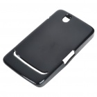Protective PVC Case Shell for Dell Streak Mini 5 - Black