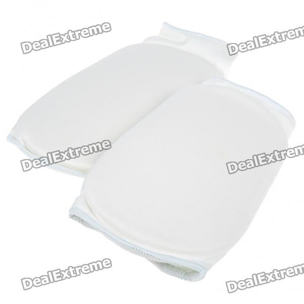 Cotton Arm Shield Punch Pad for Karate Training - Size M (Pair)