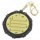 Golf 18-Hole Scorer/Bag Tag with Keychain