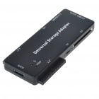 Universal SATA/IDE to USB 2.0 Storage Adapter with All-in-One Card Reader