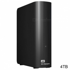 "WD WDBBKG0040HBK 3,5"" -element USB3.0 4TB SSD"