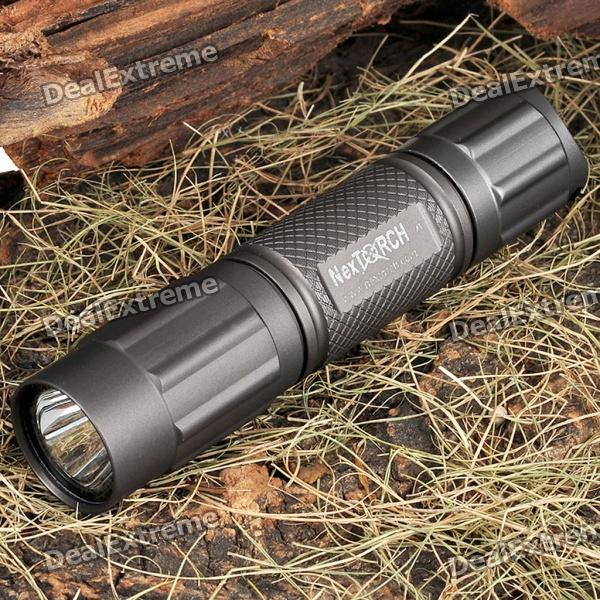 NEXTORCH X1 3-Mode 75-Lumen White LED Flashlight w/ CREE Q5 / Battery Set (1xAA)