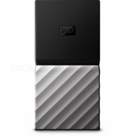 WD WDBK3E2560PSL My Passport SSD USB 3.1 Type-C 256GB