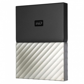 WD WDBTLG0010BGY My Passport Ultra USB 3.0 1TB SSD - Gray (NEW Metal)