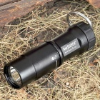 NEXTORCH NEW STAR CREE Q5 75-Lumen White LED Waterproof Flashlight with Battery Set (1x123A)