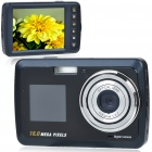 "DC-T50E 5.0MP CMOS Compact Digital Video Camera with 5X Digital Zoom/USB/TF (3.0"" LCD)"