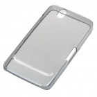 Protective PVC Case Shell for Dell Streak Mini 5 - Translucent Grey