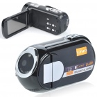 "5MP CMOS Digital Video Camcorder w/ 8X Digital Zoom/USB/AV/SD (2.7"" LTPS TFT LCD)"