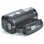 "1080P 5MP CMOS Digital Video Camcorder w/ 120X Digital Zoom/USB/TV-Out/HDMI/SD (3"" TFT Touch Screen)"