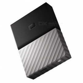 WD WDBFKT0020BGY My Passport Ultra USB 3.0 2TB SSD - Gray (NEW Metal)