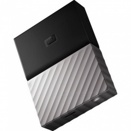 WD WDBFKT0040BGY My Passport Ultra USB 3.0 4TB SSD -Gray (NEW Metal)