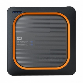 WD WDBAMJ5000AGY mitt pass wireles SSD USB 3.0, 802.11ac 500GB