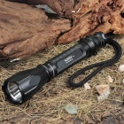 NEXTORCH TA2 SSC-42180 120-Lumen White LED Flashlight w/ Strap & Batteries Set - Black (2 x AA)
