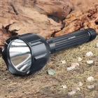 NEXTORCH T12D 2-Mode 200-Lumen White LED Flashlight w/ CREE Q5 - Black (4 x NT123A / 2 x 18650)