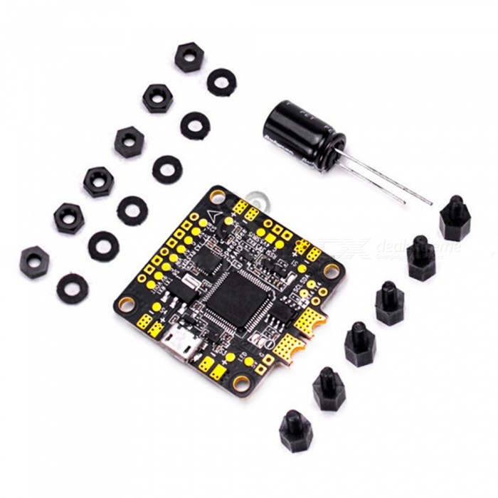 SpeedyBee F4 AIO Flight Controller BLE Module Integrated Betaflight OSD  Flight Control 3-6S for FPV Freestyle RC Racing Drone