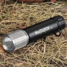 NEXTORCH K1 SSC-P9 15-Lumen White LED Flashlight w/ S-Biner Clip (1 x AAA)