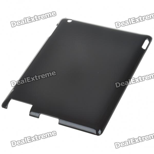 Protective Plastic Case for Apple iPad 2 - Black