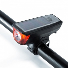 JEDX bike light T6 solar sensor lamp USB ricarica attrezzature da ciclismo