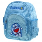 Cute Doraemon Style Small Backpack School Bag for Kids - Blue