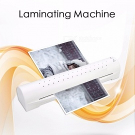 Coffices CLA302 Laminator A3 Cold Hot Adjustable Knob Operating Temperature With Audible And Visual Indication EU Plug