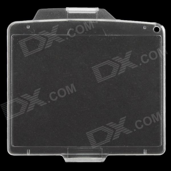 JJC LN-300 Nikon BM-8 Compatible Snap-on Hard Screen Protector Cover for Nikon D300