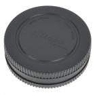 Camera Body + Rear Lens Cap Cover Set for Sony NEX3/NEX5