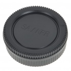 Camera Body + Rear Lens Cap Cover Set for Sigma SA/KPR
